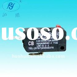 manufacture and sell micro switch,snap switch,electric switch,switch,mini switch