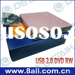 notebook usb optical drive, USB DVD RW external burner