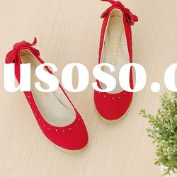 party dress lady flowered high heel shoes GP-2