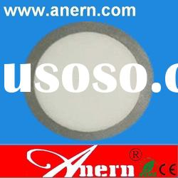 round battery powered led panel light