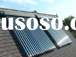 split pressured solar water heater,solar collector,solar vacuum tube,solar water heater tank