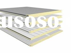 supplying the best price for glass wool Sandwich panel