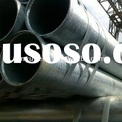 thick wall galvanized steel tube
