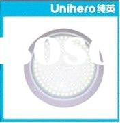 unihero 8W 500lm high brightness mini led ceiling light with sound sensor