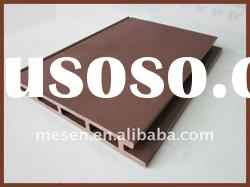 wood+plastic composite T&G exterior wall panel