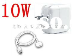 10W USB Charger Adapter+CABLE FOR iPad 2 iPhone 4 3G S