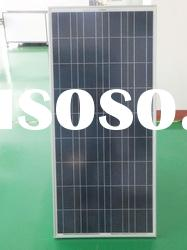 140W Poly crystalline Solar Photovoltic Panel