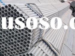 1/2 and 3/4 Inch Galvanized Steel Pipe
