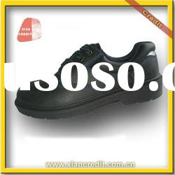 2012 Fashion Cow leather steel toe safety man shoe with CE