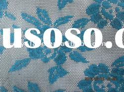 2012 new design 100% polyester lace fabric