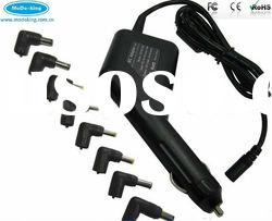2012 newest Universal laptop car charger 90W with usb port shenzhen factory