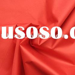 240T semi-dull polyester pongee fabric
