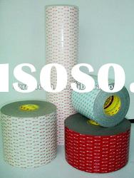 3M VHB tape with double sided adhesive