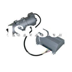 420V dc electric car air compressor for electric vehicle bus air conditioner