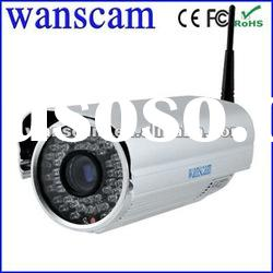 50M IR distance 32GB SD Card slot outdoor waterproof H.264 motion detection 2MP IP camera