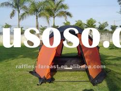 5 person outdoor camping tent