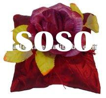 60g pure natural potpourri red silk bag with flower