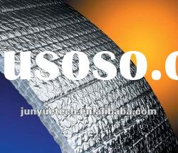 Aluminum foil building heat or thermal insulation material