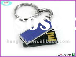 Any color OEM gift swivel metal usb stick with CE