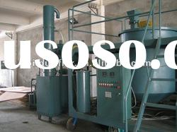 Black engine Oil and Used Motor engine Oil Refinery/waste motor engine Oil purifier plant