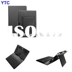 """Bluetooth Wireless Keyboard Leather Cover Case for 7"""" BlackBerry Playbook Tablet pc accessories"""