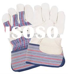 CKS-86PASA cut resistant cow first leather glove
