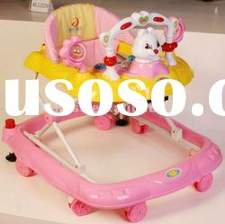 Car Baby Walker(with music and toys)