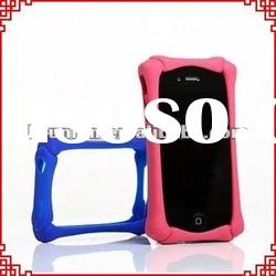 Creative Skeleton Bone Silicone Bumper Cases for iphone 4 4s 4g
