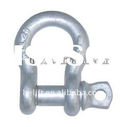 Drop Forged Screw Pin Anchor Shackle U.S. Type G209