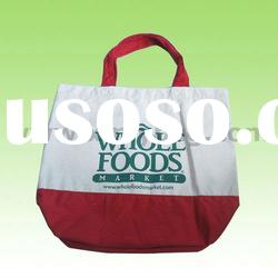 Eco Friendly Organic Cotton Bag For Shopping