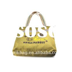 Fashion Canvas Tote Shopping Bag