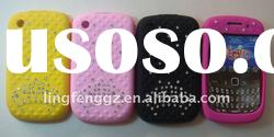 Fashional mobile phone bb8520 silicone protection case have stock