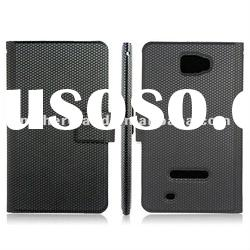 For Samsung Galaxy Note i9220 GT-N7000 Flip Ultra Thin Leather Case New Arrival