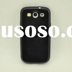 For Samsung Galaxy S3 i9300 Plain Glossy TPU Back Cover Case,6 Colors,Customers logo,OEM welcome