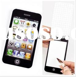 Funny Hard Cover Promotional and Removable (Iphon) Iphone 4 Shaped Recycled Paper Sticky Memo Pad