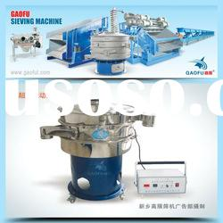 Gaofu ultrasonic vibrating screen for sieving tungsten powder