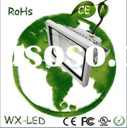 High Quality High Power 50w LED Outdoor Floodlight with CE&RoHS