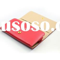 High quality mobile phone wallet case for Samsung Galaxy SIII S3 i9300