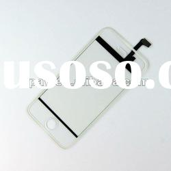 Hot white Replacement Touch Screen Digitizer Glass Lens for Apple Iphone 4G 4GS