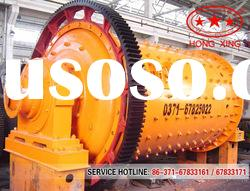 Industrial Ball Mill made in Henan hongxing hot selling best price excellent quality