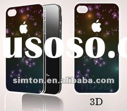 Mobile phone case for Iphone 3D IMD phone case