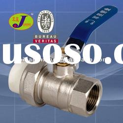 PB pipe fittings(female brass ball valve)