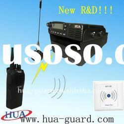 Real time Wireless security patrol product