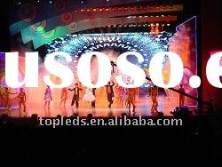 SMD High resolution stage indoor led display