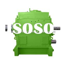 Speed reducer for strip steel coiler