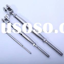 Stainless Steel Rigging Hardware (Rigging Screw) Welded Jaw Swage Bottlescrew