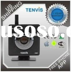 TENVIS Wireless Security Ip network camera