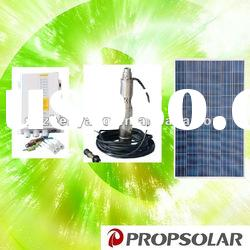 The top quality solar water well pump with 12.5CBM/H