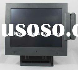 Touch Screen POS terminal/ Intergrated Touch POS System/ All in One touch screen POS system