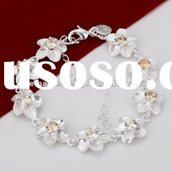 Wholesale fashion 925 sterling silver bracelet FH095